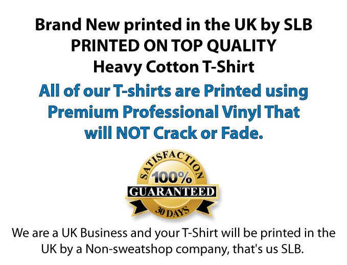 Simply Loveleh Brotherhood t-shirts printers.Produced and Dispatched in the UK