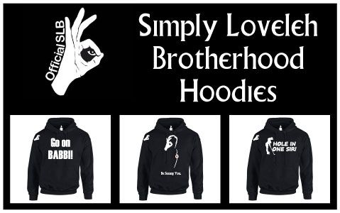 Simply Loveleh Hoodies